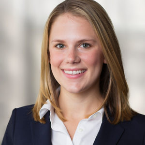 Jillian M. Dunbar, Phillips Lytle Associate