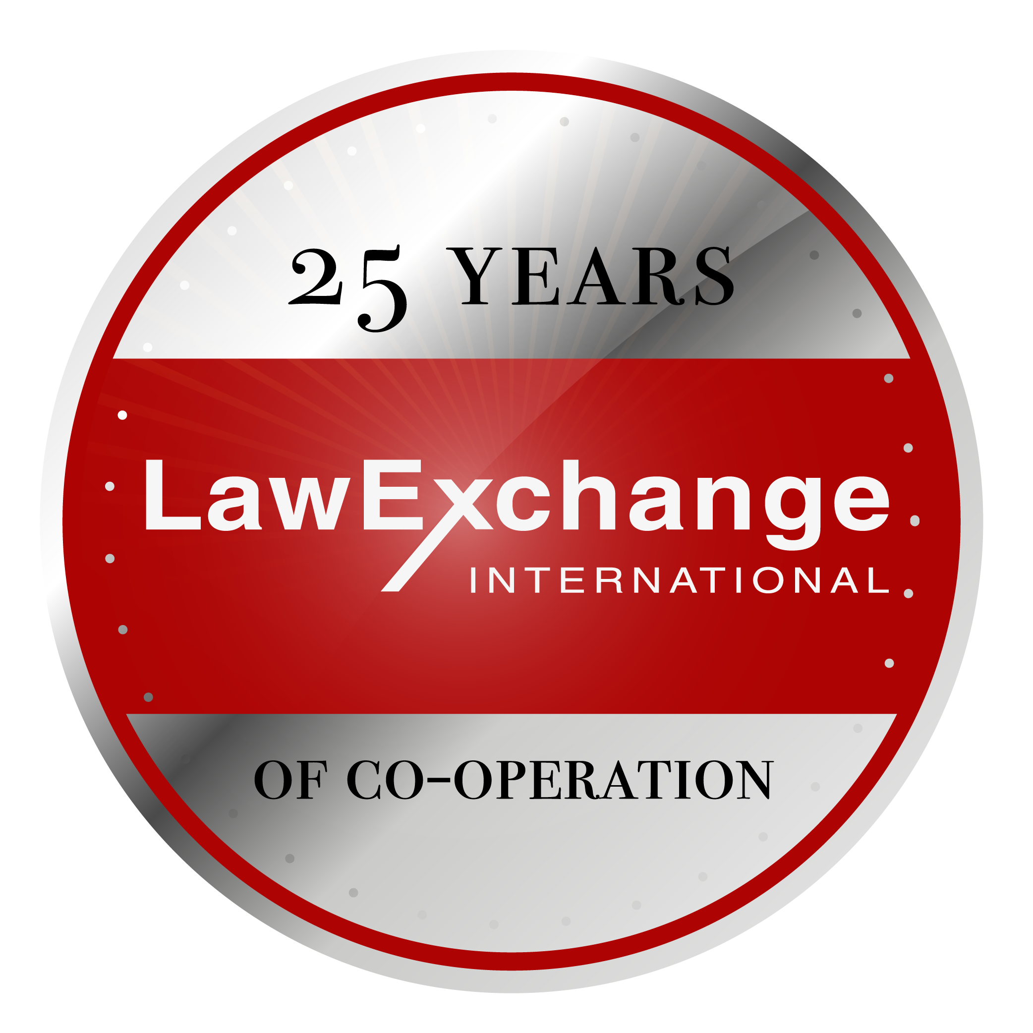 LawExchange International Logo