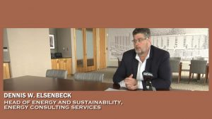 Dennis W. Elsenbeck | Head of Energy and Sustainability, Energy Consulting Services