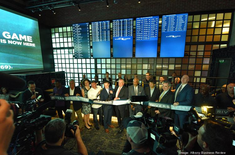 Sportsbook Rivers Casino Opening