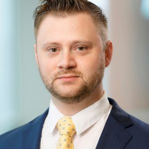 Joshua S. Wallace, Phillips Lytle Associate
