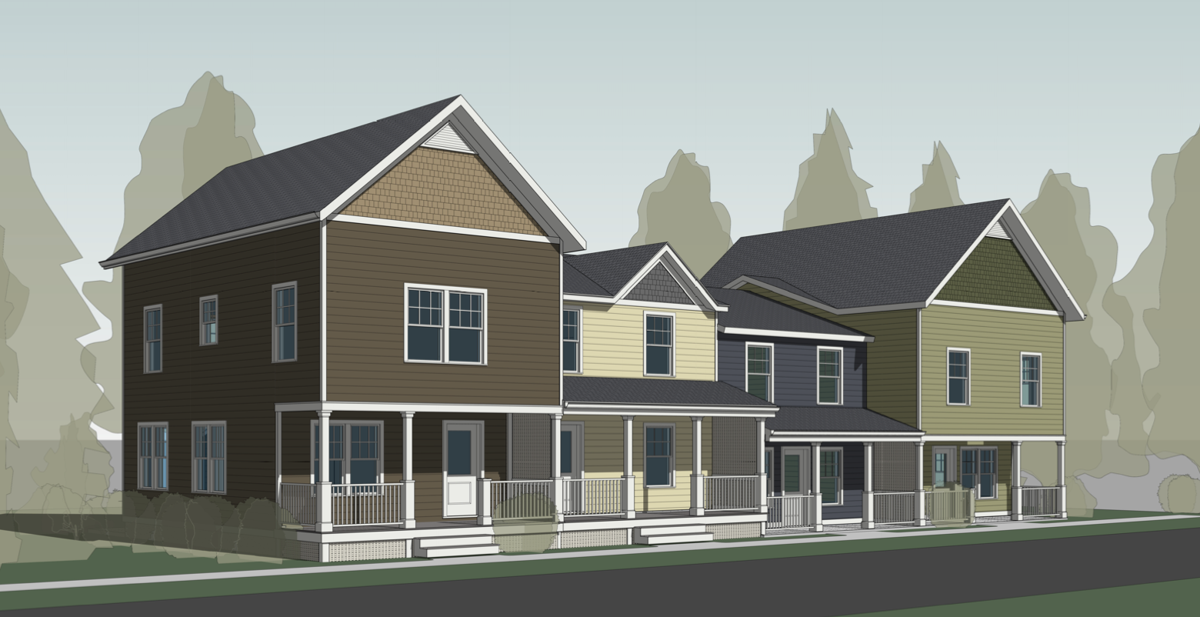 Trumansburg townhomes