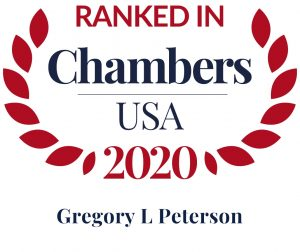 Chambers USA: America's Leading Lawyers for Business 2020