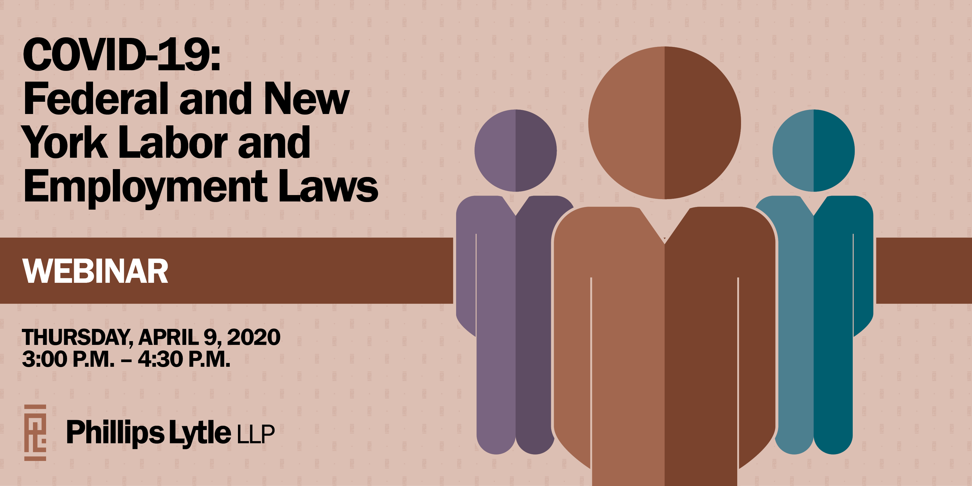 Webinar | COVID-19: Federal and New York Labor and Employment Laws