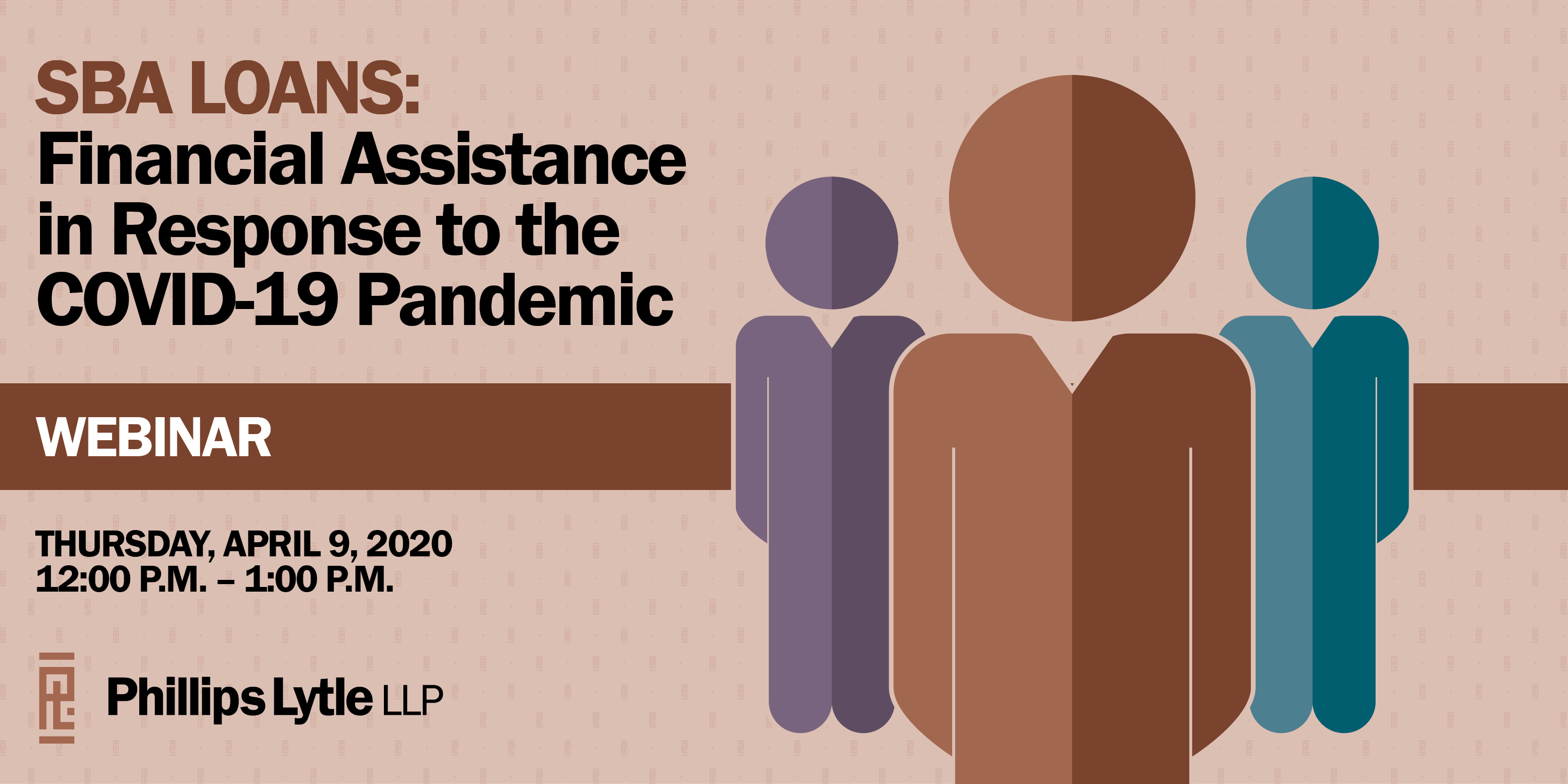 Webinar | SBA Loans: Financial Assistance in Response to the COVID-19 Pandemic