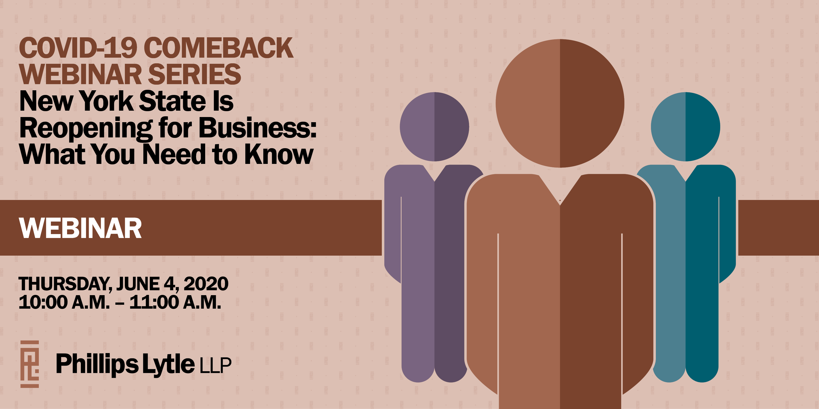 Webinar | COVID-19 Comeback Series | New York State is Reopening for Business: What You Need to Know