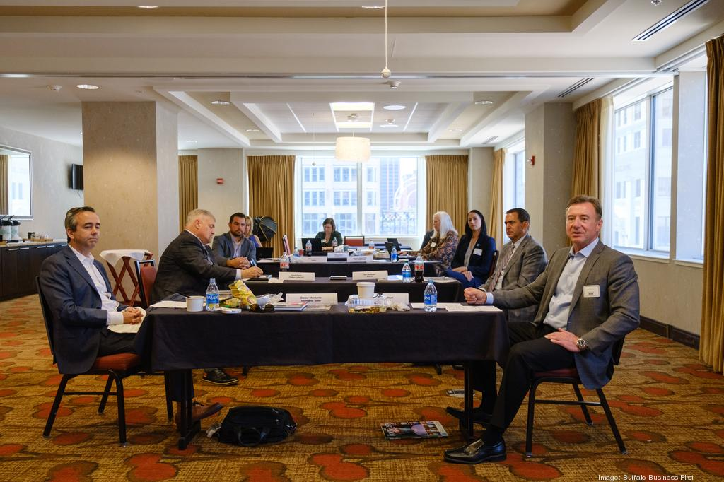 Buffalo Business First's Roundtable: Energy