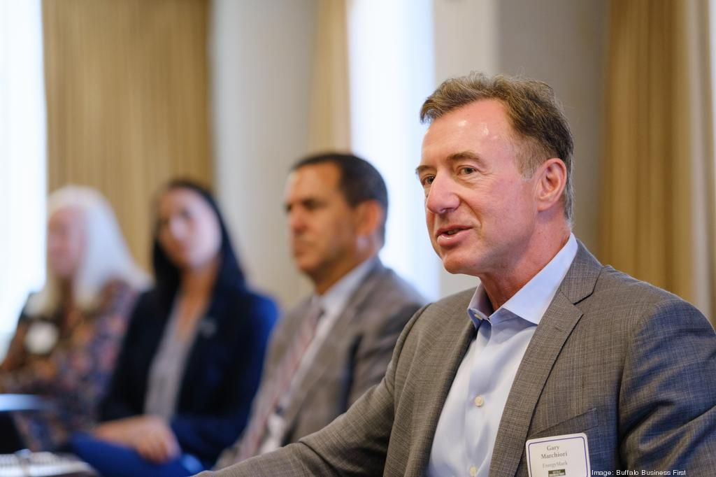 Buffalo Business First Energy Roundtable: Gary Marchiori