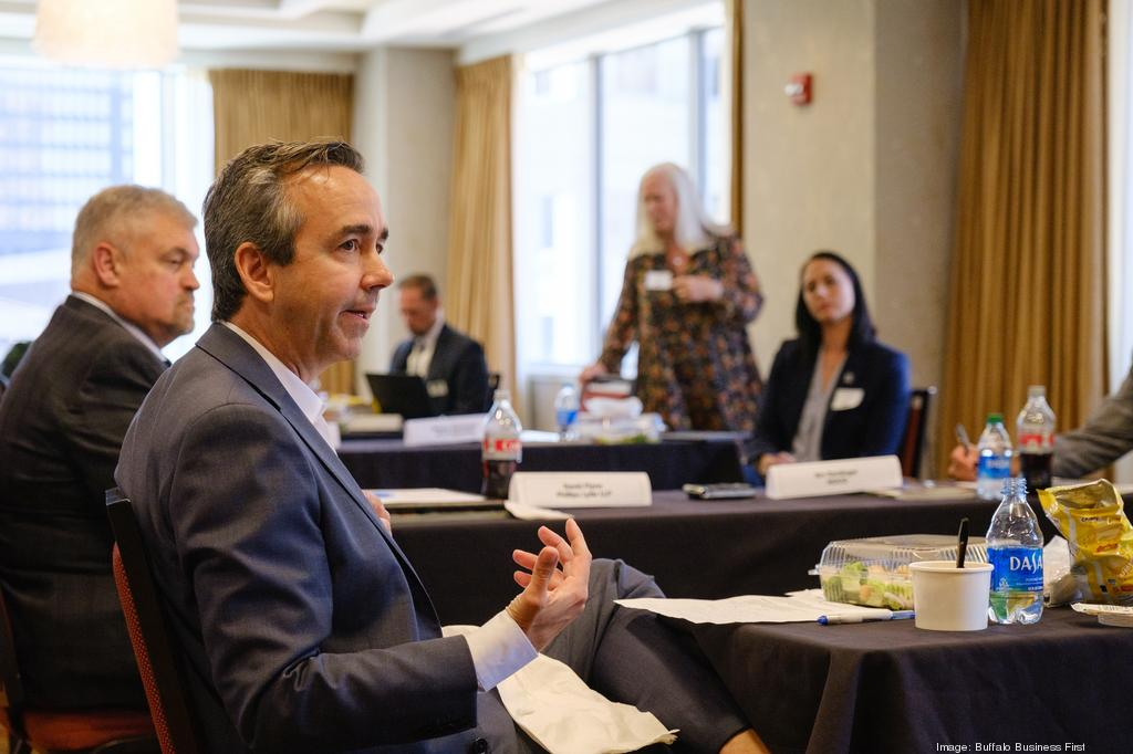 Buffalo Business First Energy Roundtable: Daniel Montante