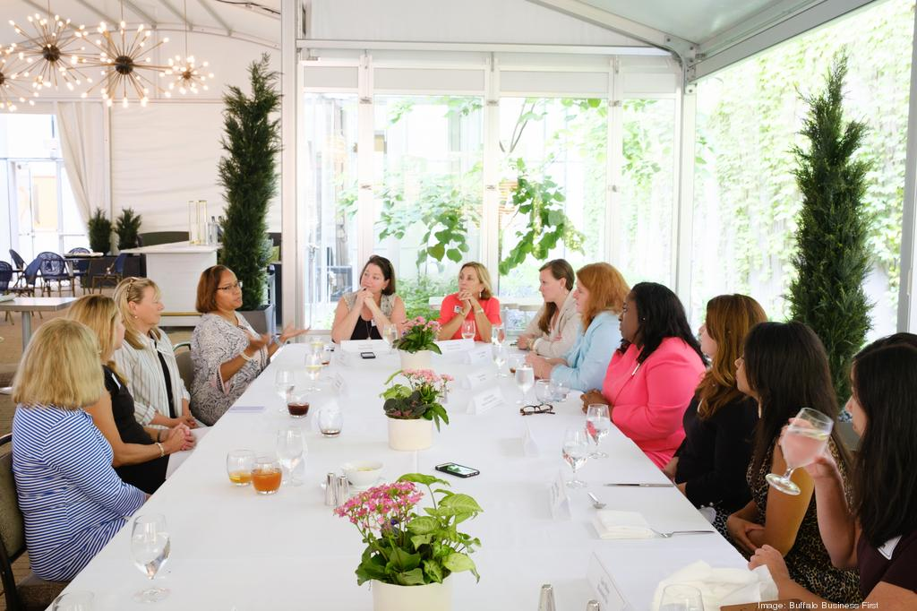 Women at the Table
